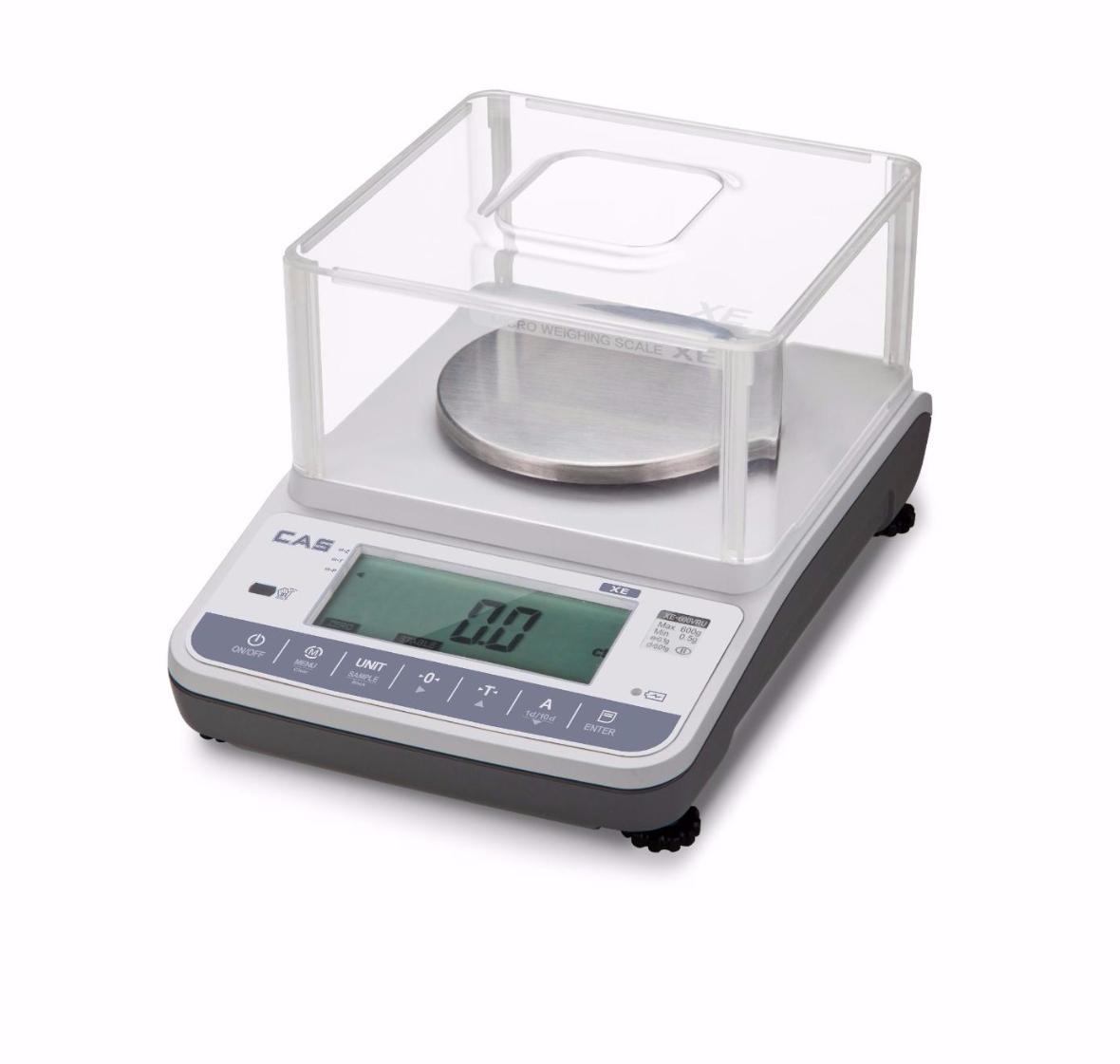 Весы лабораторные CAS XE