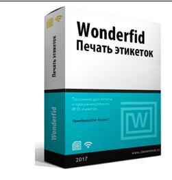 Wonderfid Label WRL-ADAPT