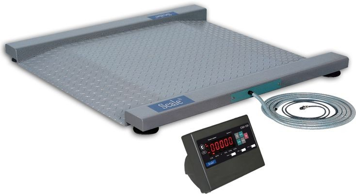 Платформенные весы СКТ (СКИ-А12Е) 2