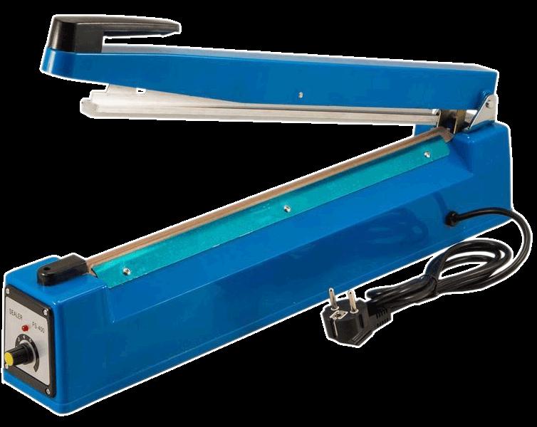 Запайщик пакетов PACKVAC IS-400/2 ABS