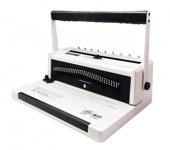 Переплетный аппарат на металлическую пружину Office Kit B3421