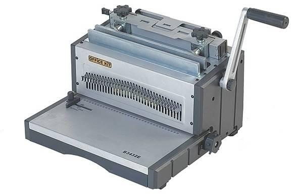 Переплетный аппарат на металлическую пружину Office Kit B3432E