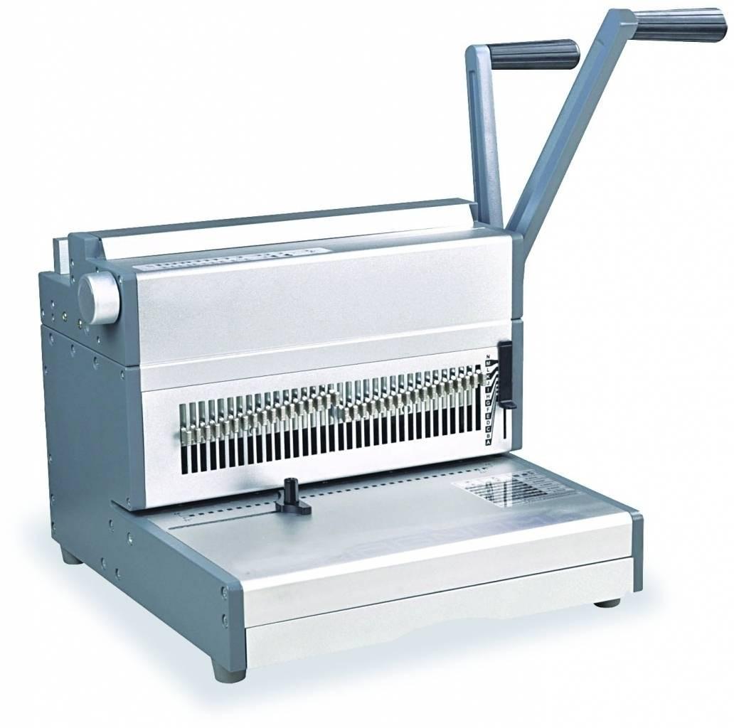 Переплетный аппарат на металлическую пружину Office Kit B4235