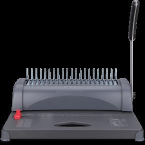 Переплетный аппарат на пластиковую пружину Office Kit B2108