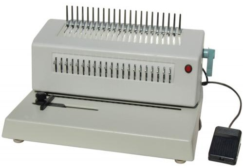 Переплетный аппарат на пластиковую пружину Office Kit B2122E