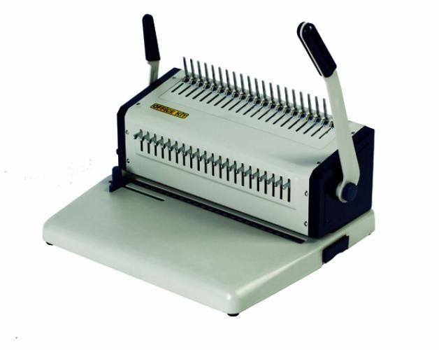 Переплетный аппарат на пластиковую пружину Office Kit B2125