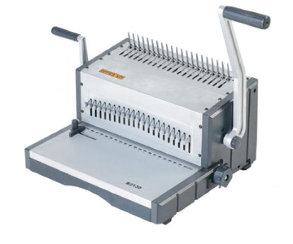 Переплетный аппарат на пластиковую пружину Office Kit B2130