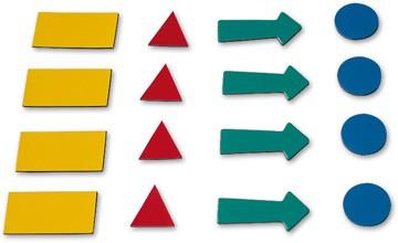 Магнитные символы для планера 2X3