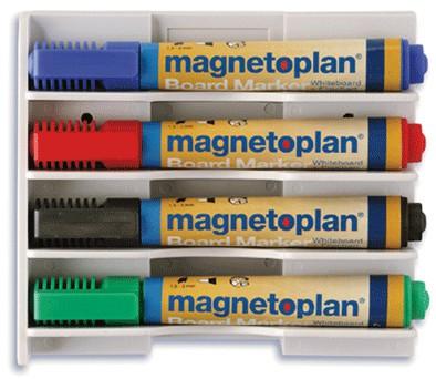 Держатель д/маркеров магнитный Magnetoplan