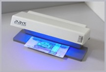 Ультрафиолетовый детектор валют Pro 12