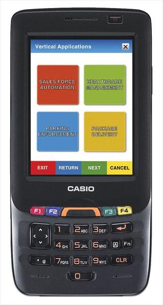 Терминалы сбора данных Casio IT-800