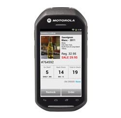 Терминал сбора данных Motorola MC40