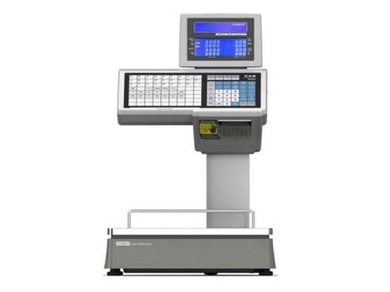 Торговые весы с печатью этикеток CAS серии CL5000-D