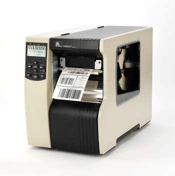 Принтеры штрих-кода Zebra 110Xi4