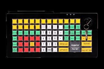 POS-клавиатура CheckWay KB80