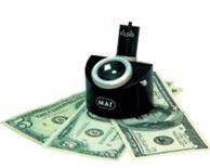 Лупа для проверки документов и денег Ультрамаг Маг-2