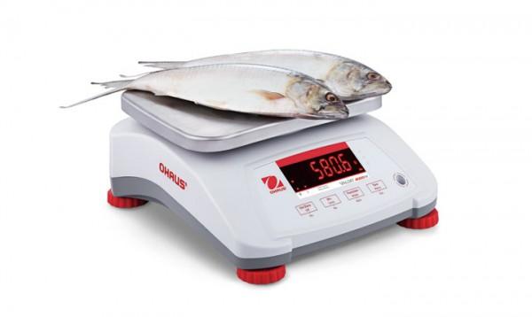 Водозащищенные торговые весы OHAUS Valor 4000