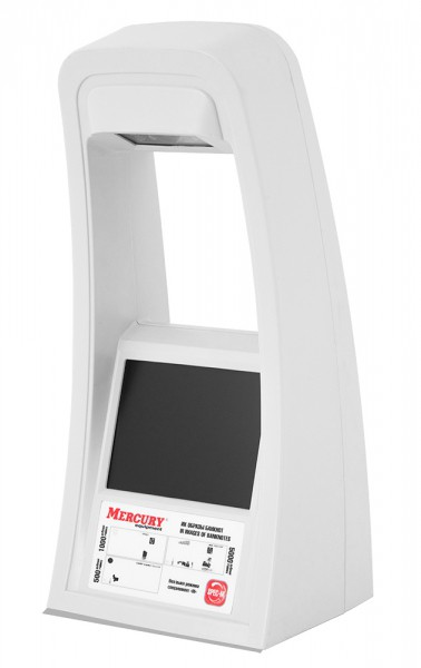 Детектор банкнот  MERCURY  D-300 TFT SPEC-M COMPACT